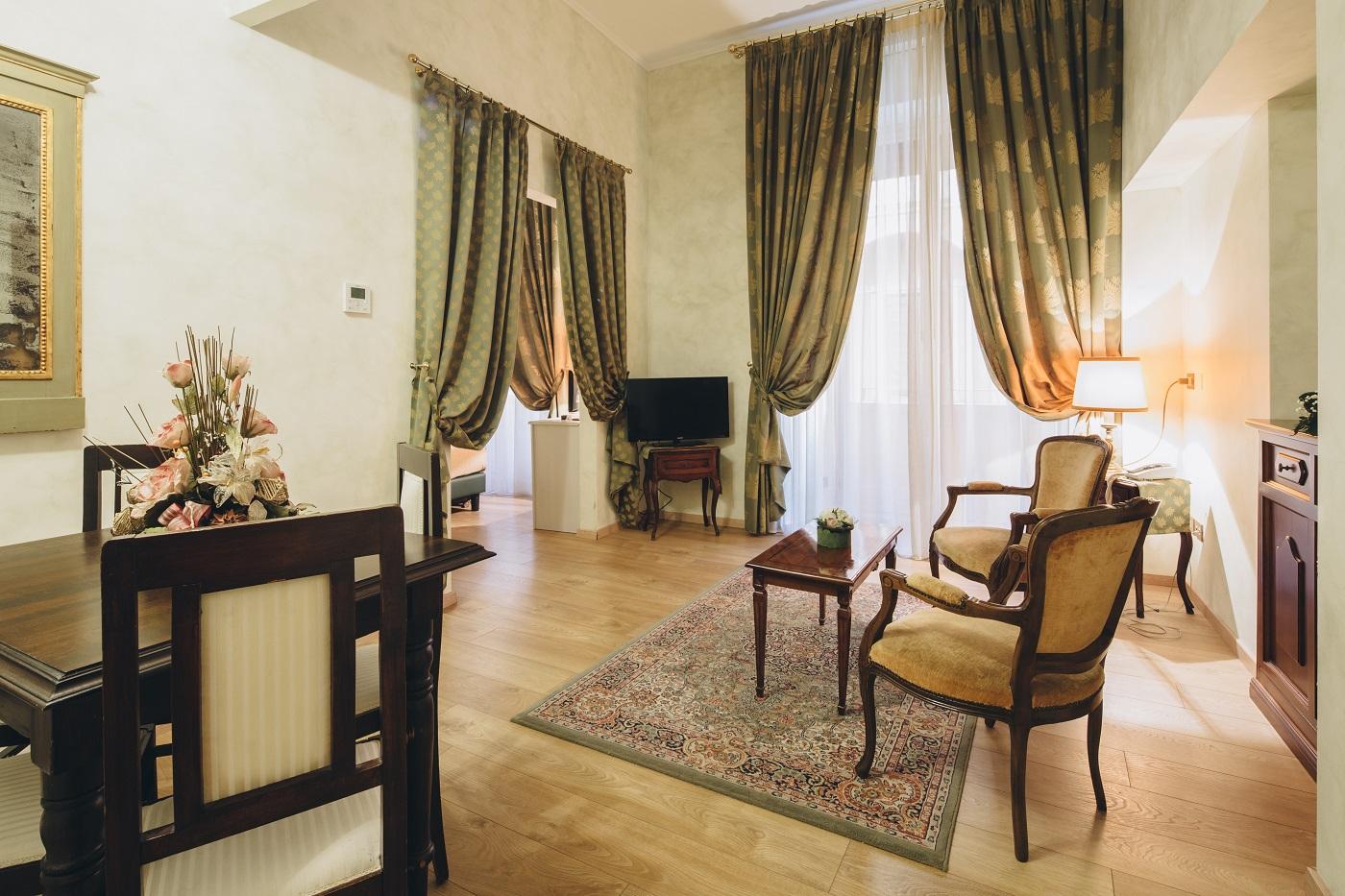 salotto-hotel-roma-bologna